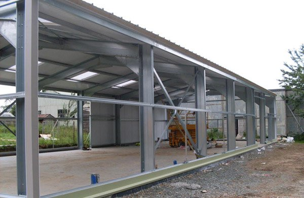 How Much Are Steel Garages : How much are steel buildings and they cost effective