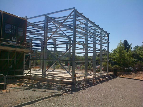 Cost effective and affordable Steel Buildings in the UK